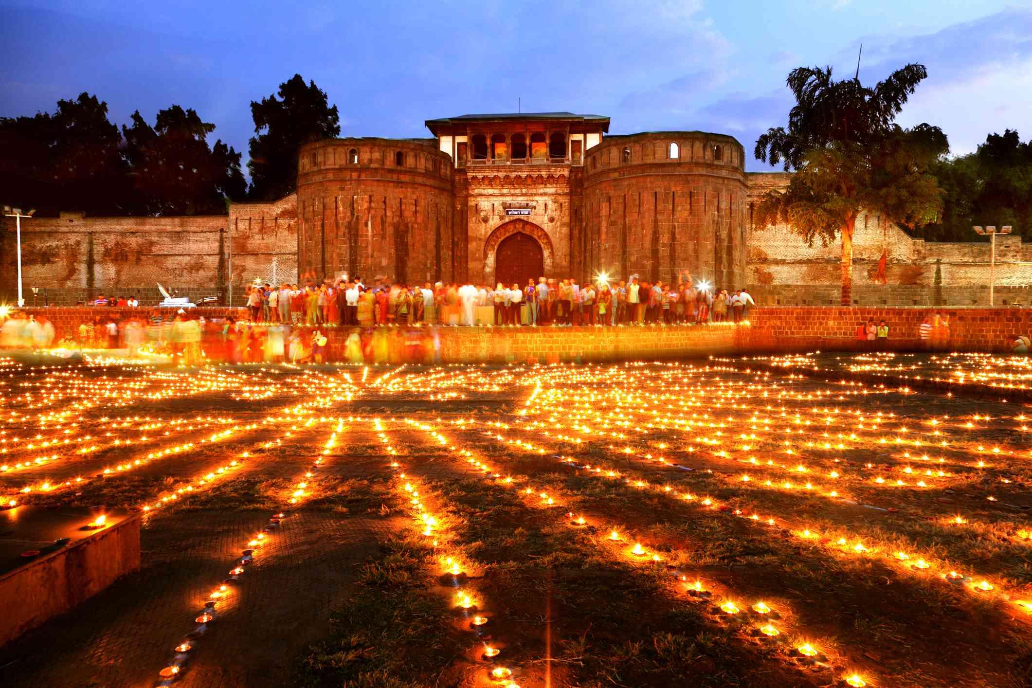 Shaniwar Wada Deepotsav, Pune