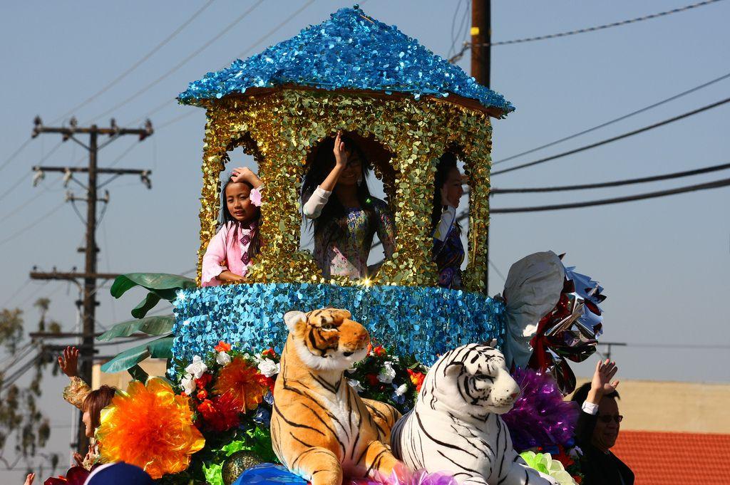 Vietnamese Tet Parade Orange County 2010