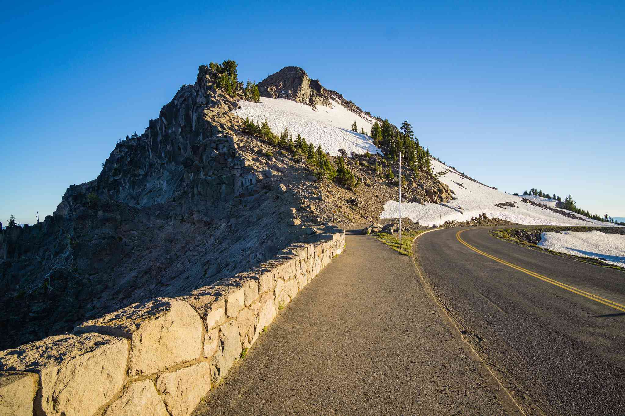Volcanic Legacy Scenic Byway - Crater Lake National Park