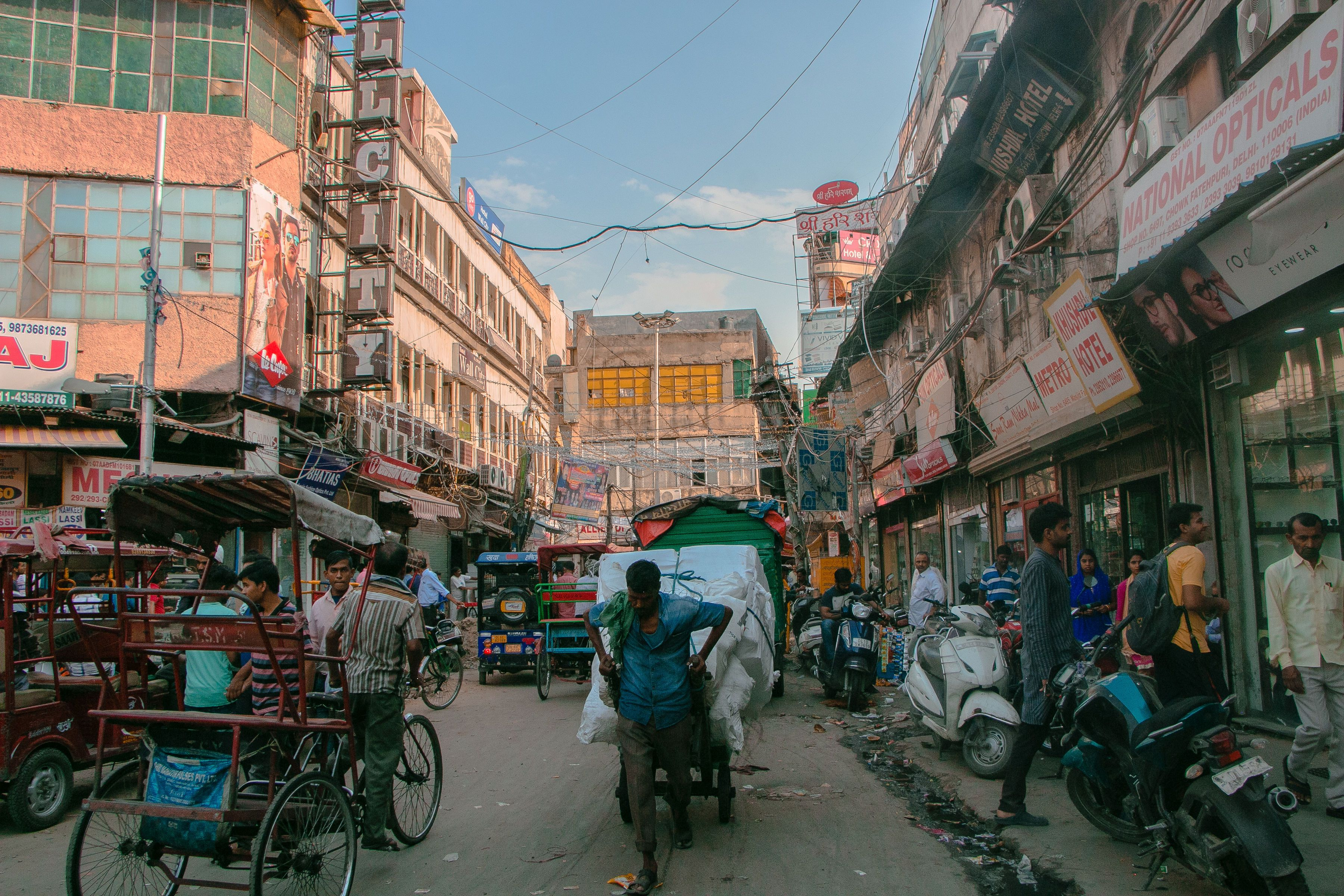 Plan A Road Trip >> Chandni Chowk in Delhi: The Complete Guide