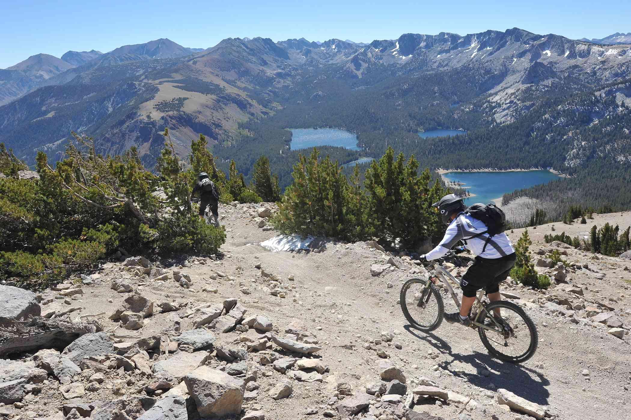 Mammoth Mountain bike park