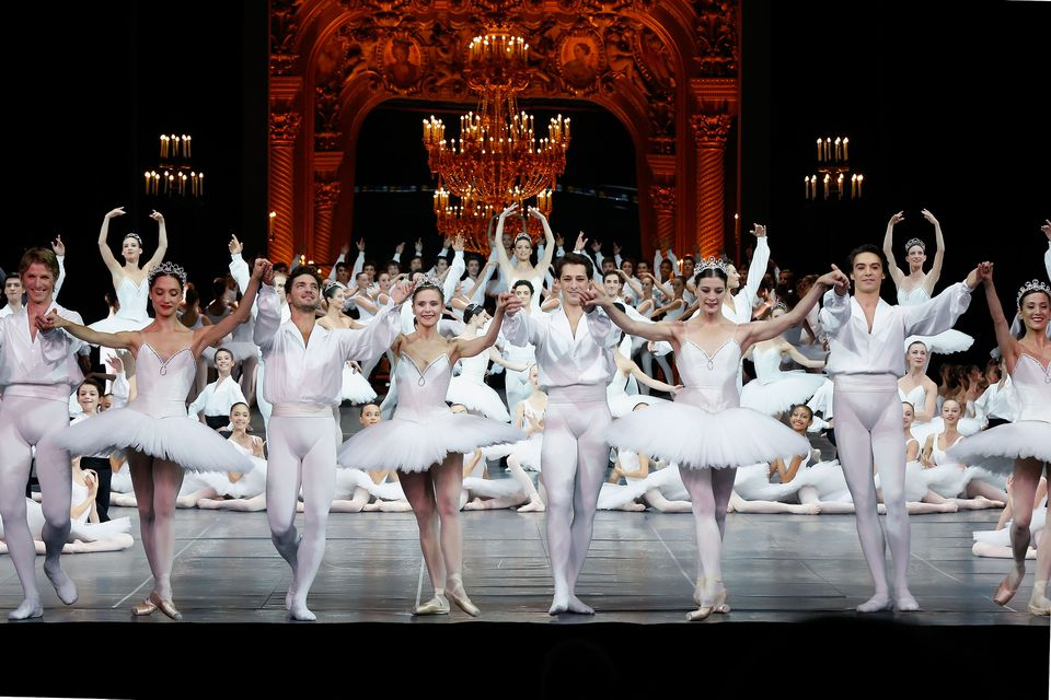 Opening Season Gala - Opera National de Paris At Palais Garnier