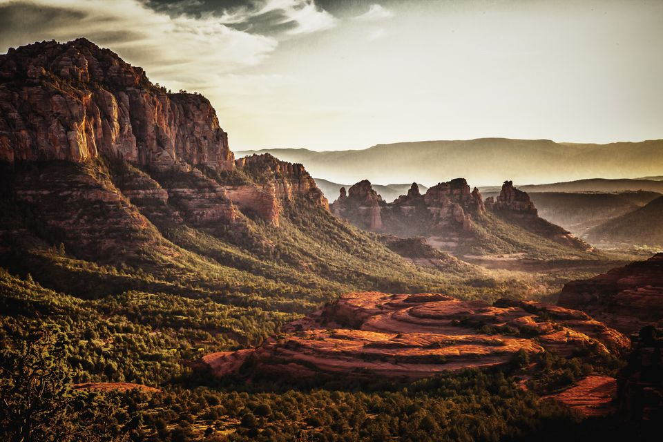 Sedona, Arizona, Cow Pie Rock, USA