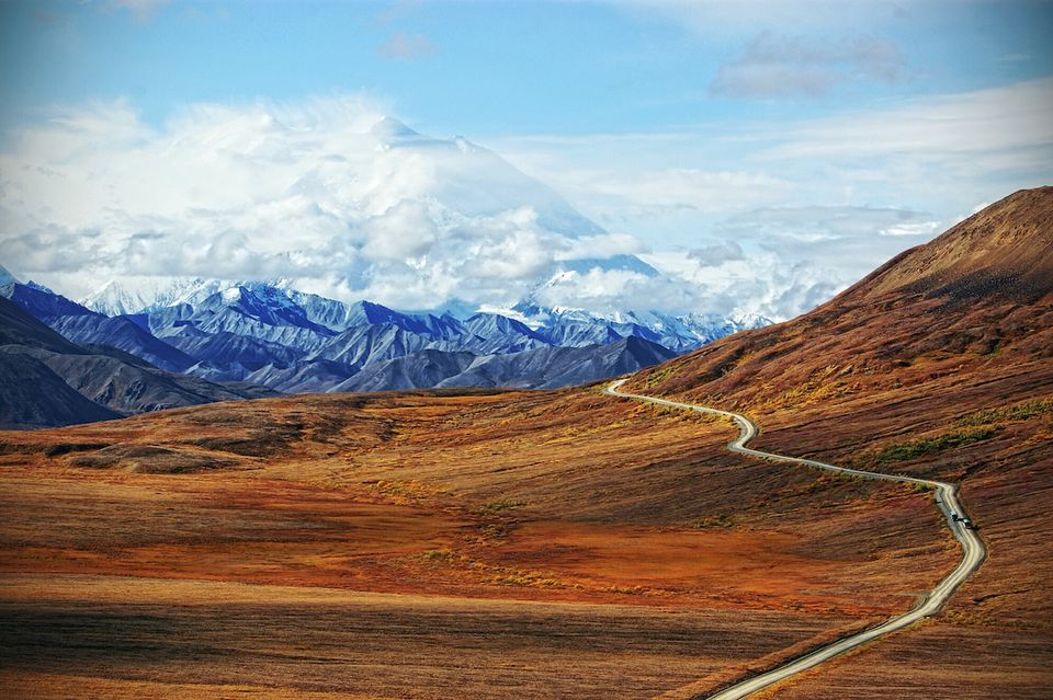 Alaska Denali National Park