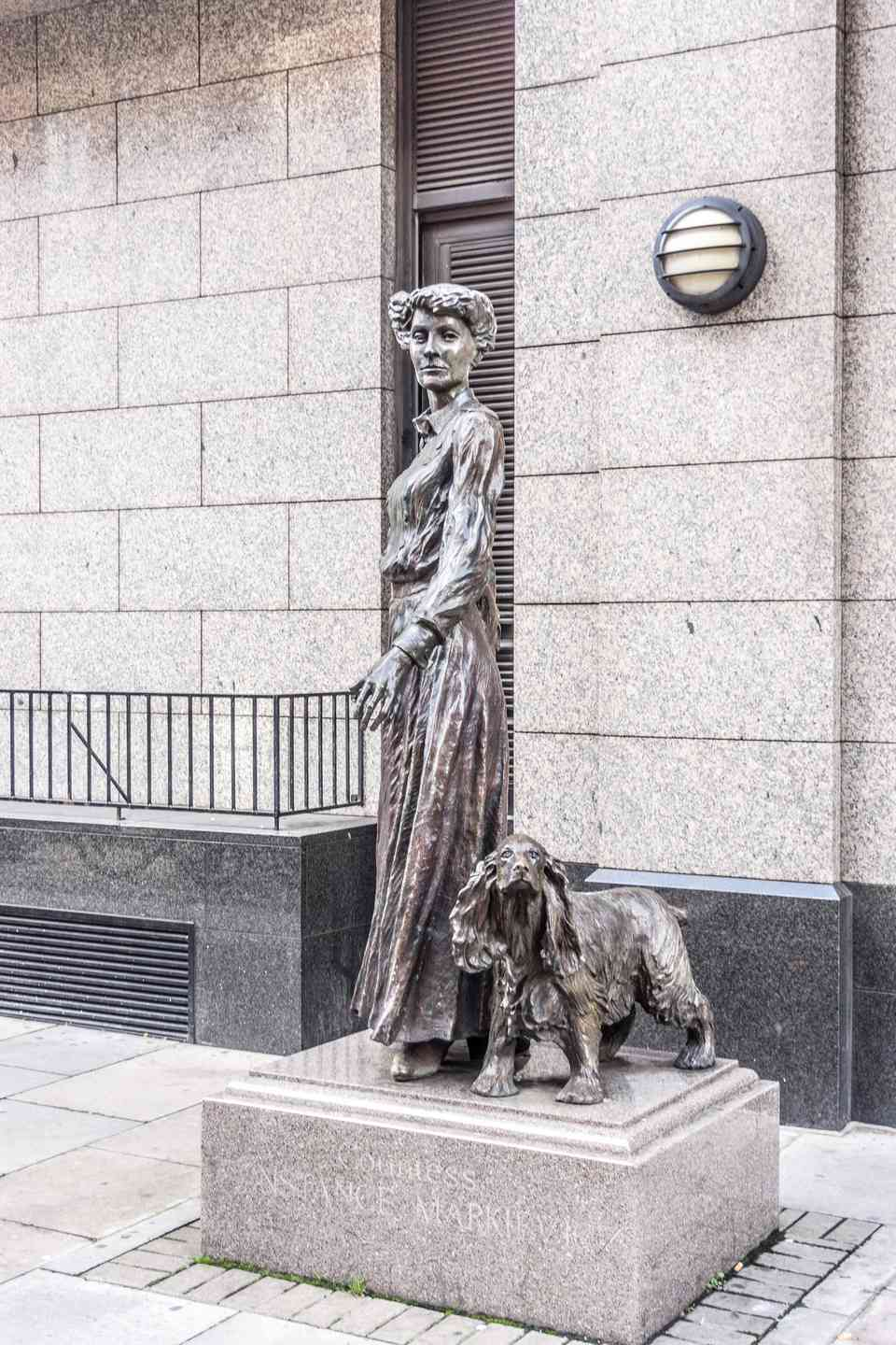 Statues Of Dublin