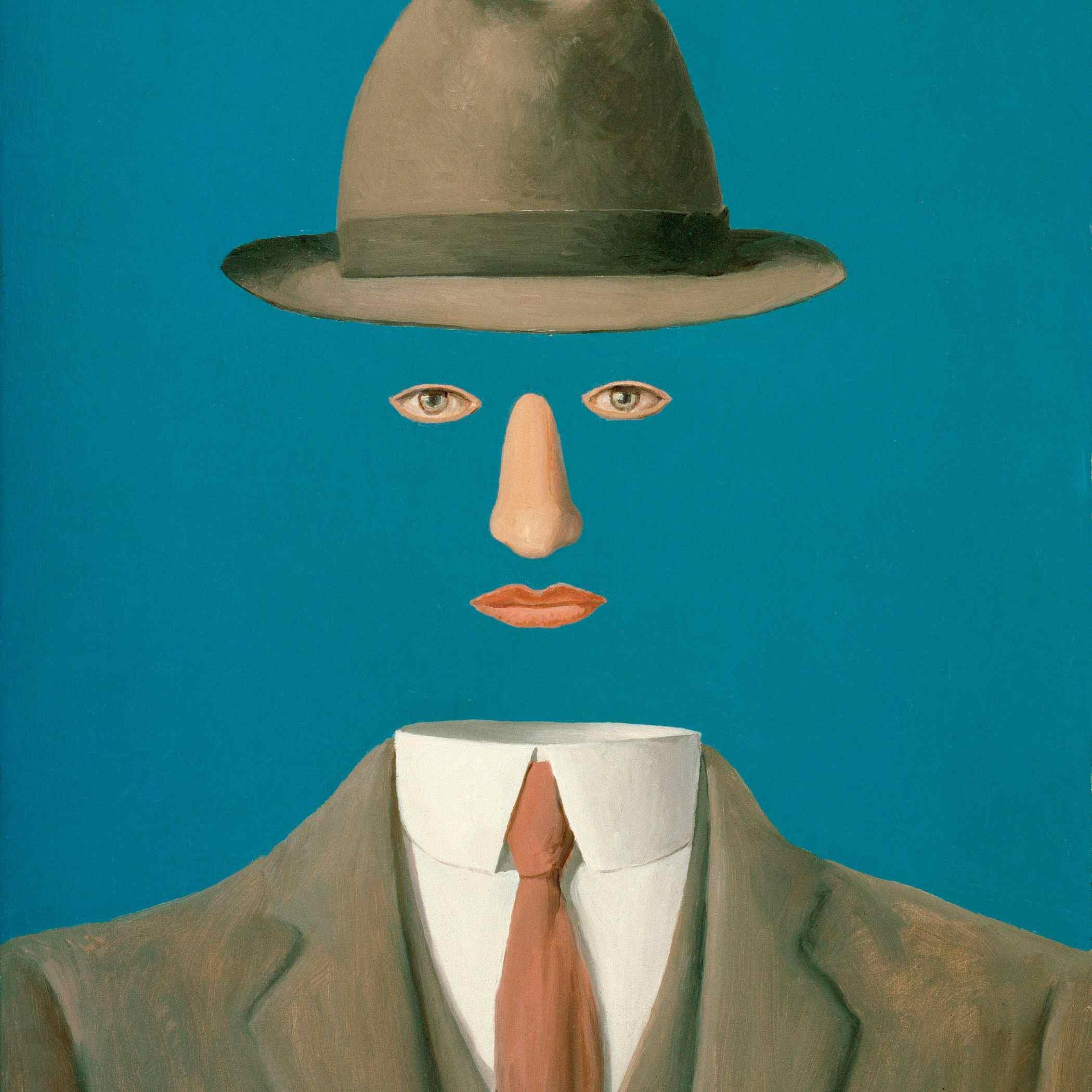 René Magritte - Baucis 'Landscape, 1966