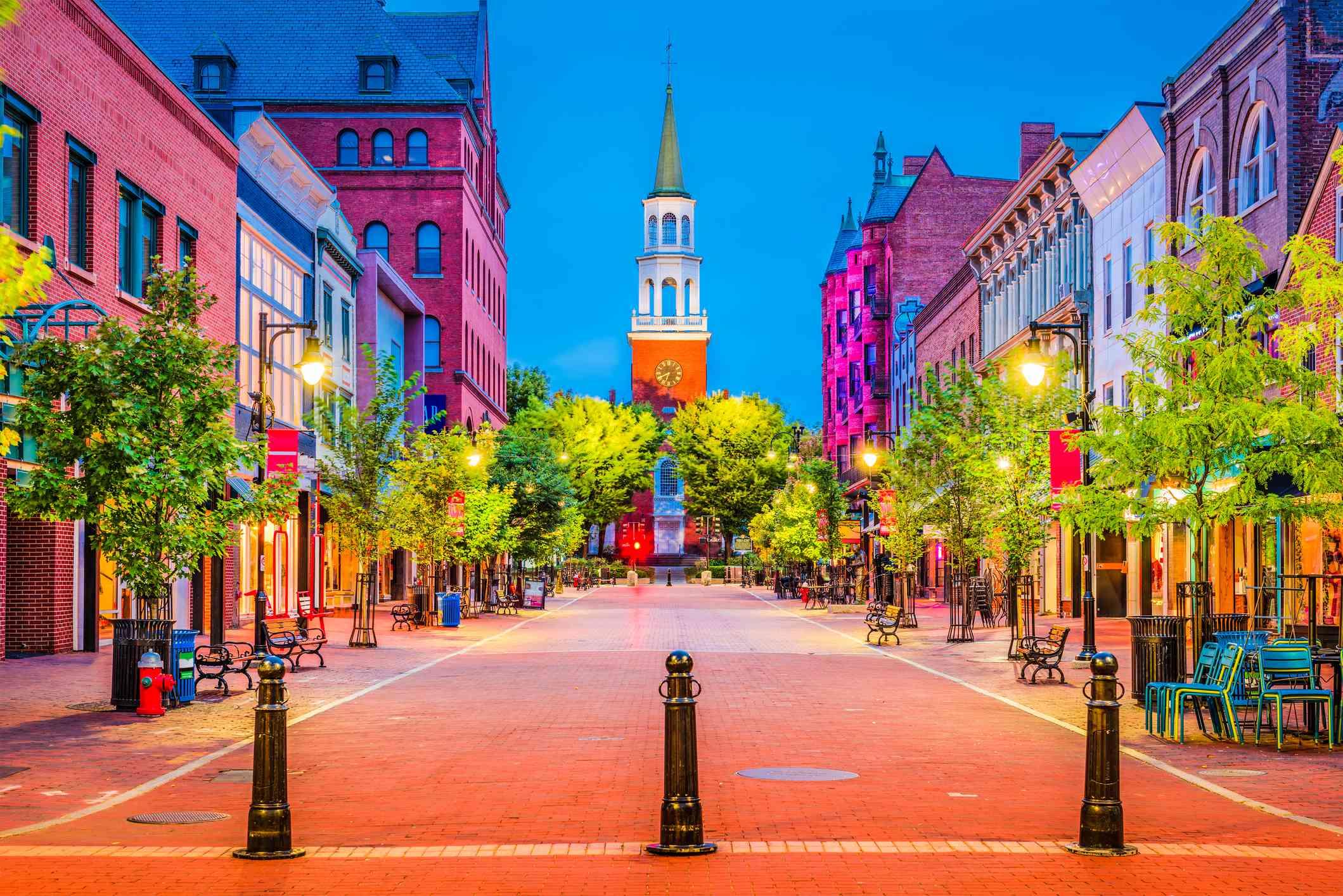 Burlington, Vermont, EE. UU.