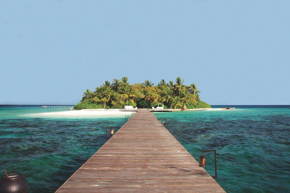 COCO Prive Private Island Dock