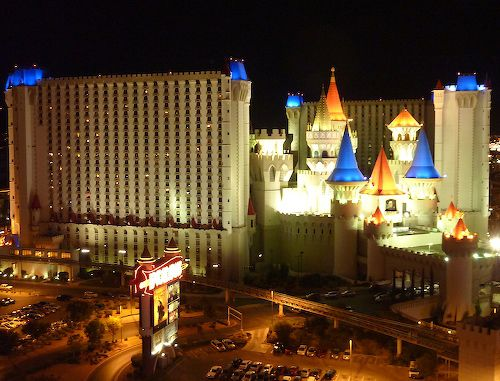 Excalibur Hotel And Casino Las Vegas Review