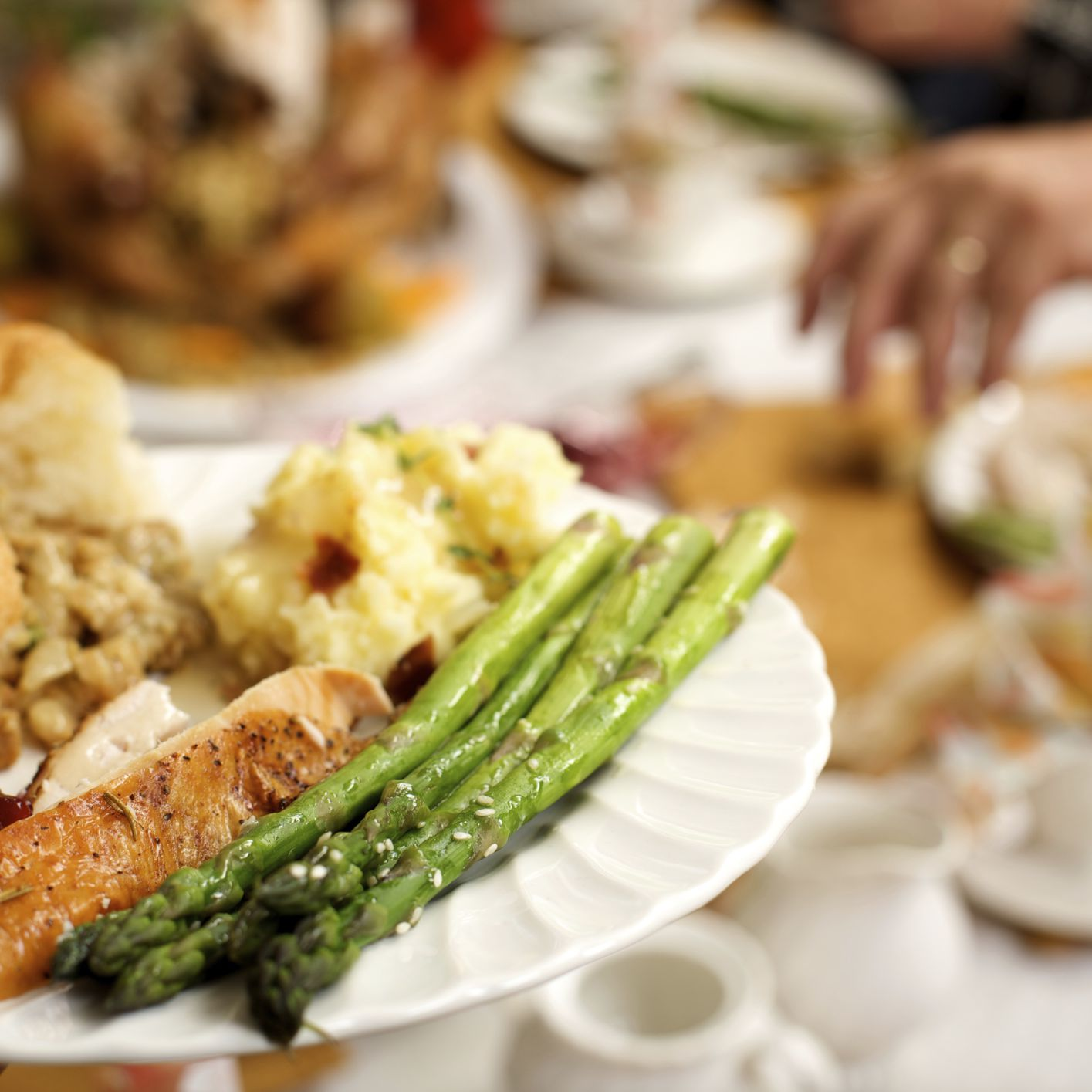 Where to Eat Thanksgiving Dinner in Pittsburgh