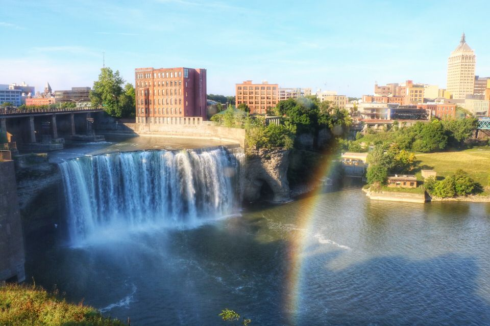 High Falls Rochester NY Waterfall