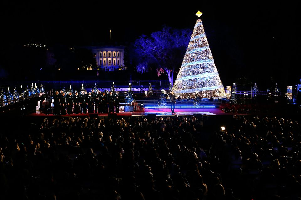 2017 National Christmas Tree