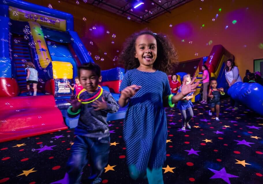 Pump It Up Party Center In Cleveland