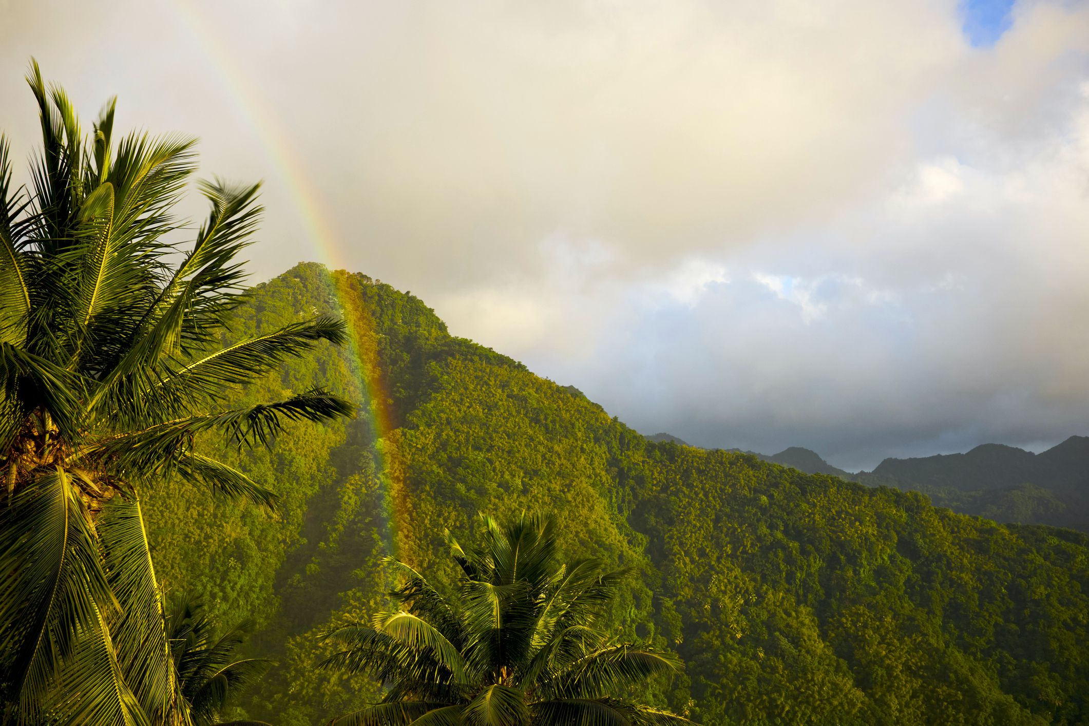 The Weather and Climate in St. Lucia