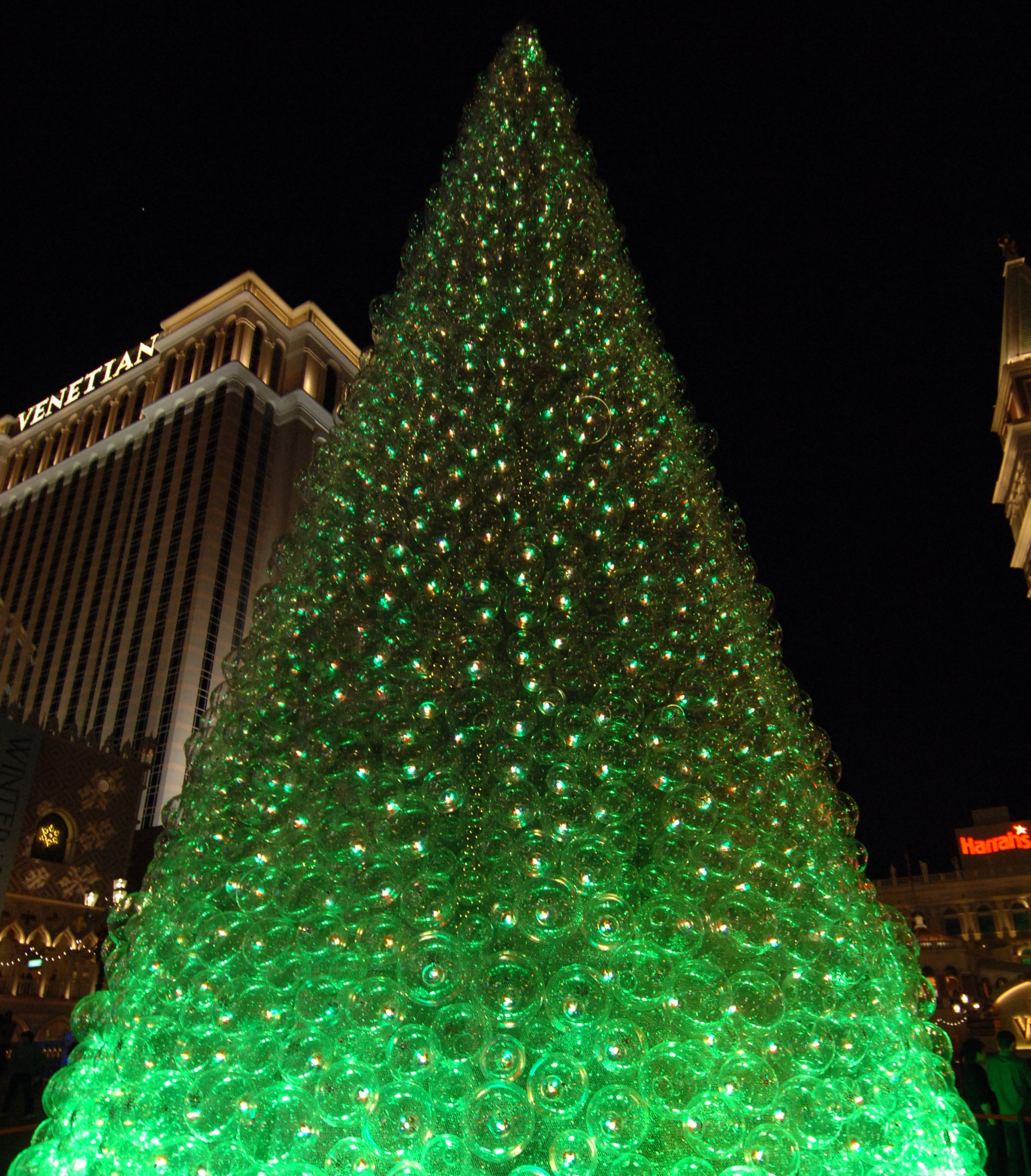Spending Christmas In Las Vegas: Weather, Decorations, And