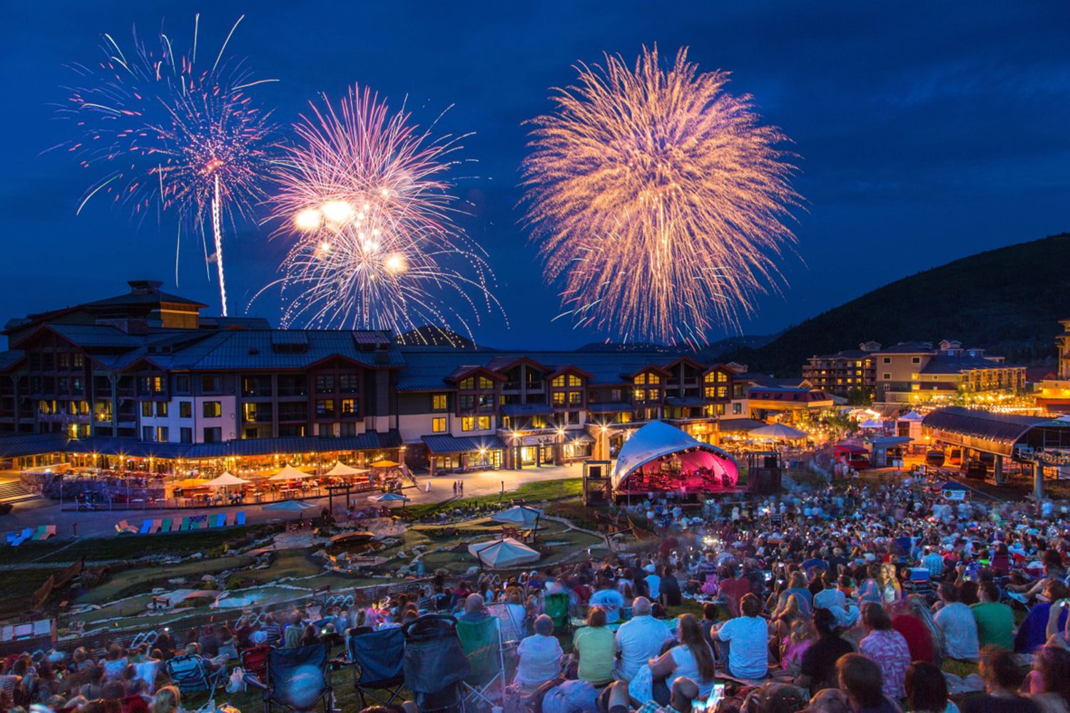 Fourth of July Events in Salt Lake City