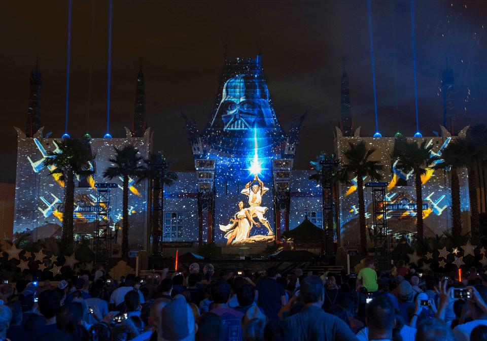 Disney World Fireworks Show Guide