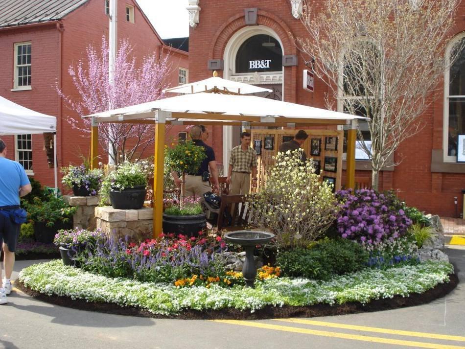 The Leesburg Flower and Garden Festival