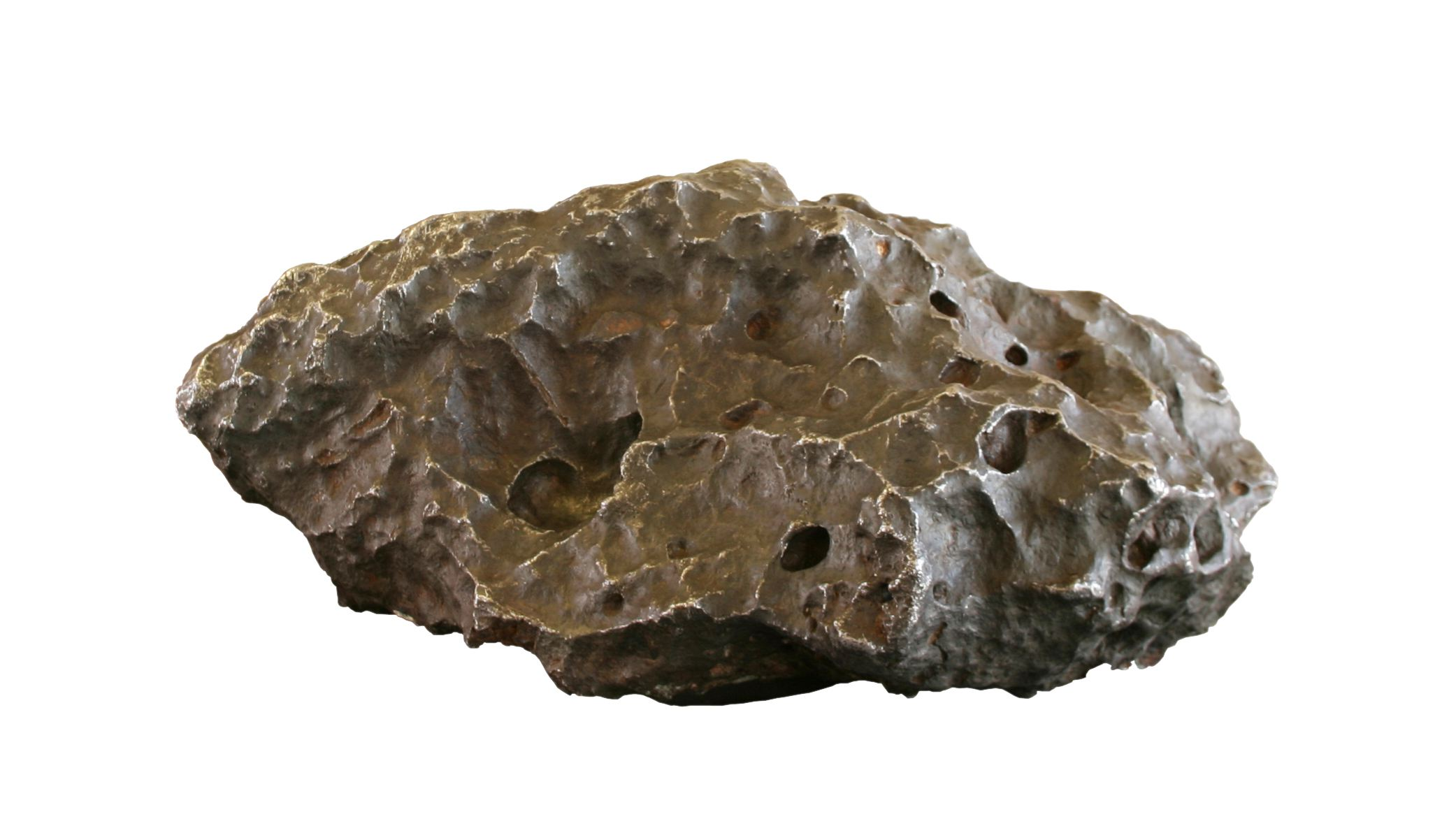 Holsinger Meteorite (ruta incluido)