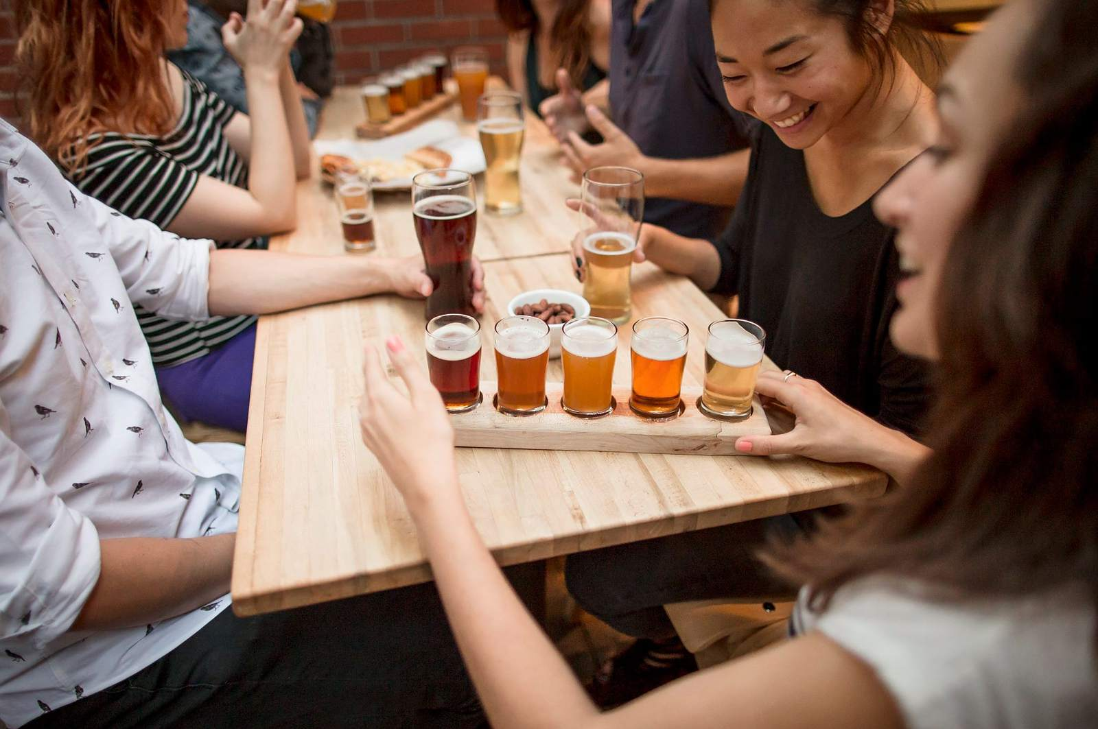 Montreal's hottest brewpubs include Benelux.
