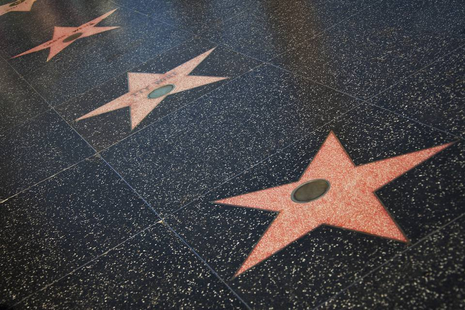 how to get a star on hollywood boulevard