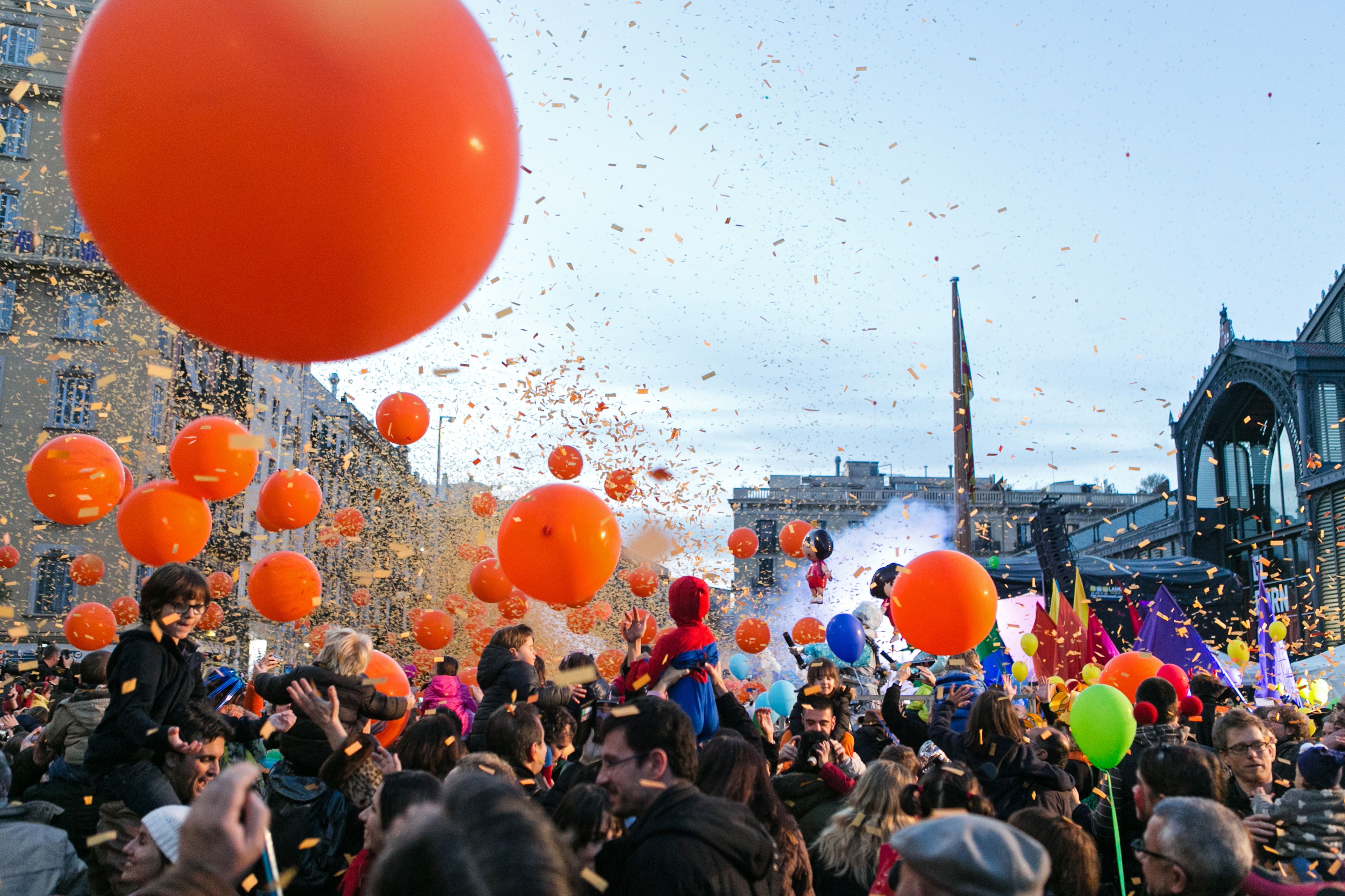 spanish carnival guide customs cities and dates