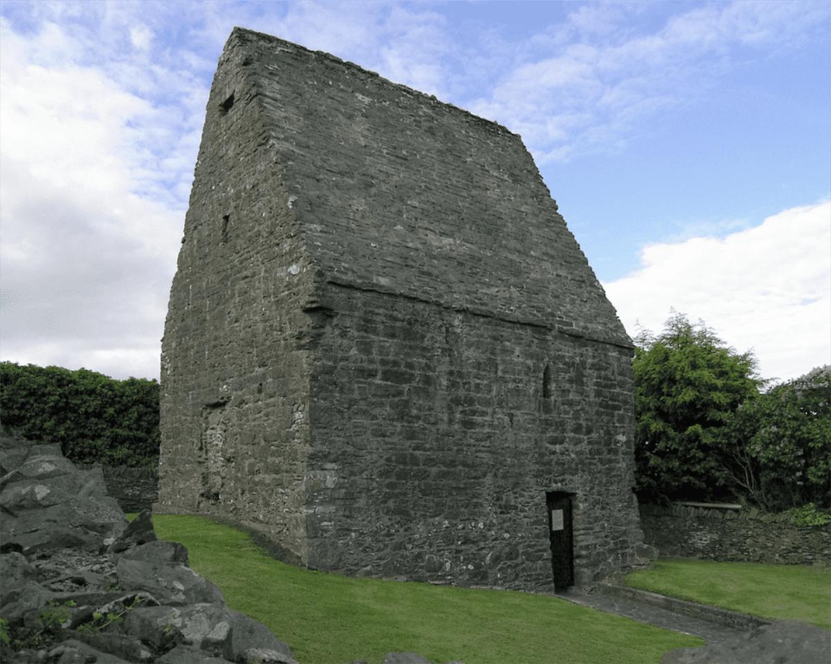 Saint Columba's House in Kells