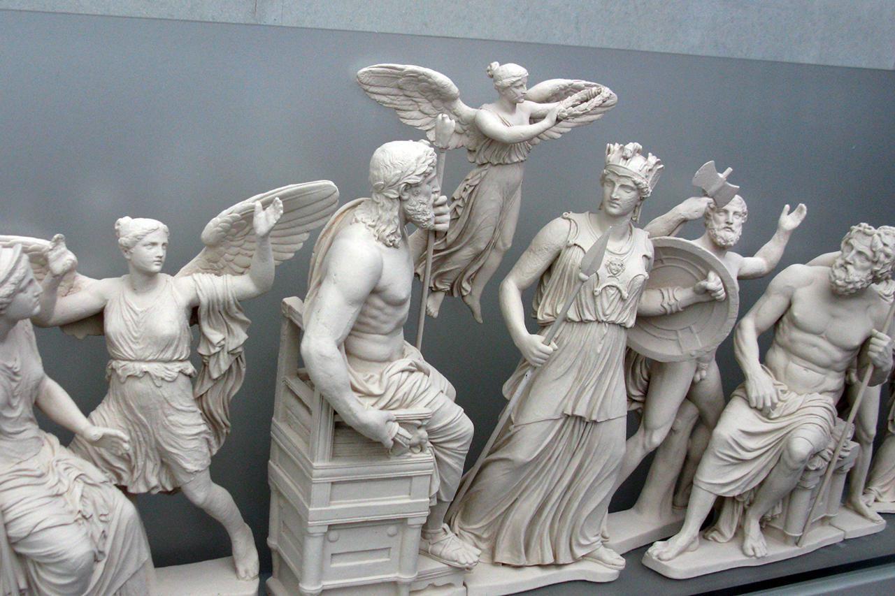 The Twelve Olympians - Greek Gods & Goddesses