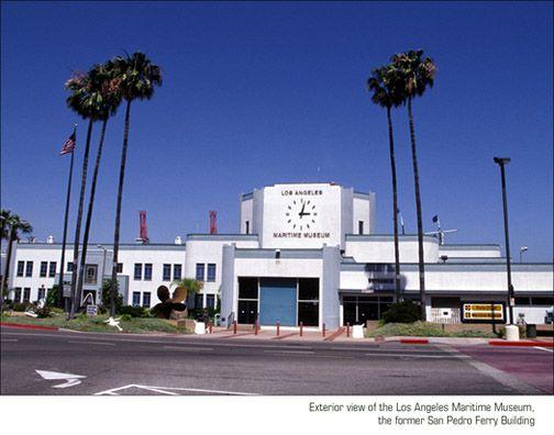 Los Angeles Maritime Museum in San Pedro