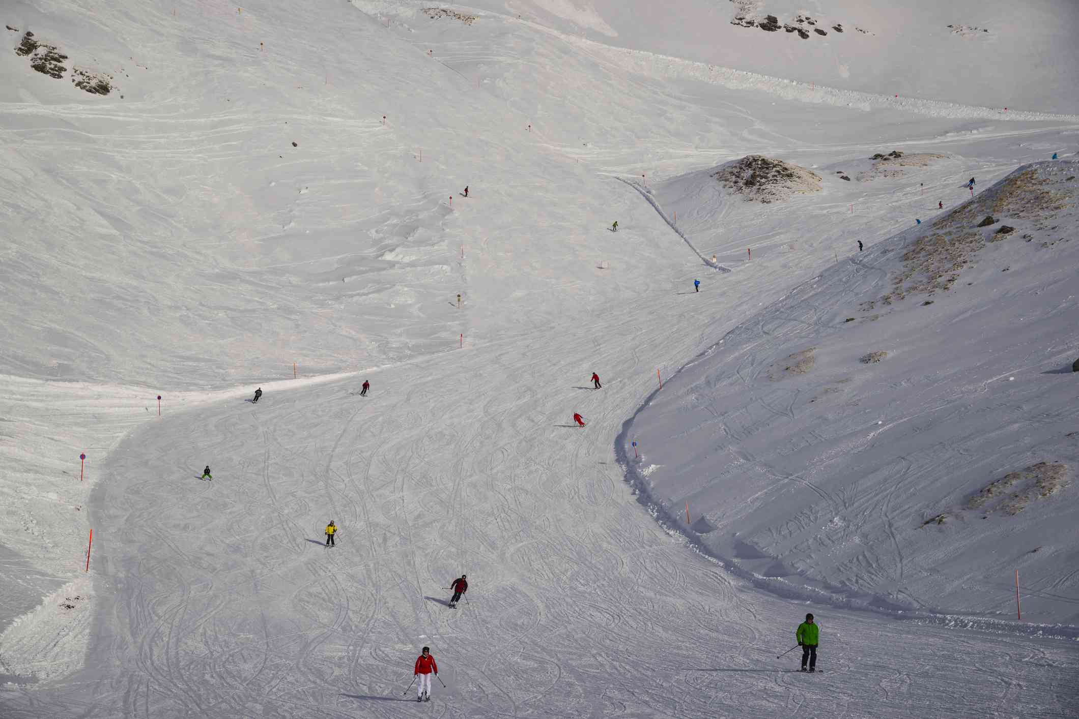 Nebelhorn Skiing