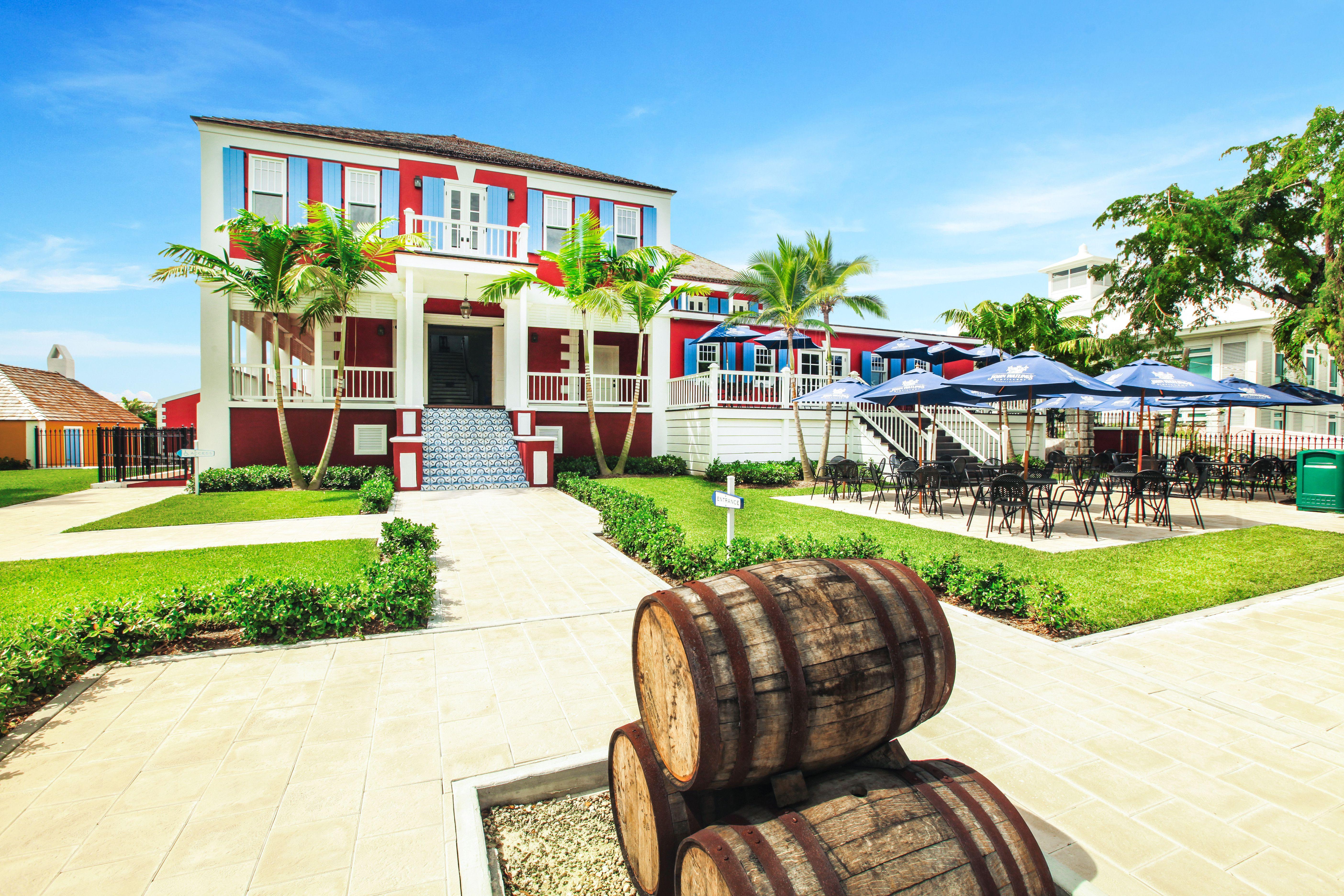 John Watling's Rum Distillery, Nassau, Bahamas