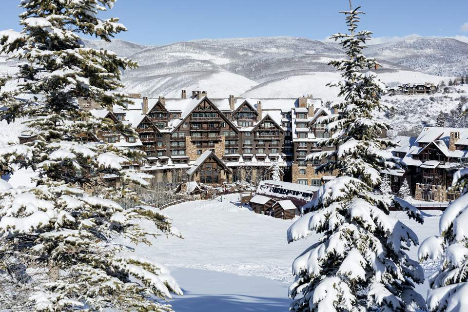 A top Beaver Creek ski resort, The Ritz-Carlton, Bachelor Gulch