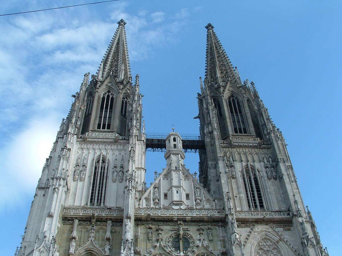 Regensburg St. Peters Cathedral