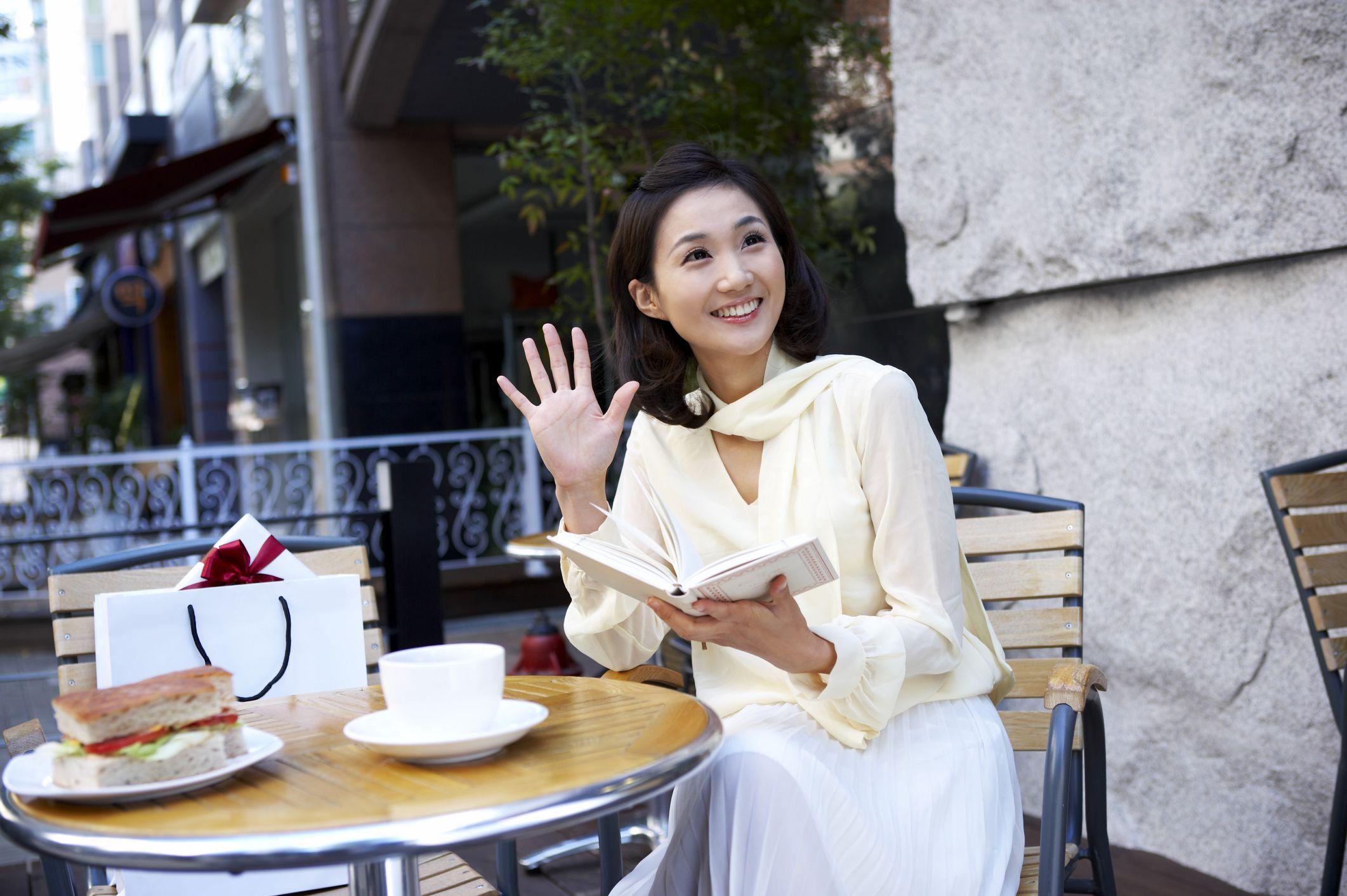 Wie Zu Sagen Hallo In Respectful Korean
