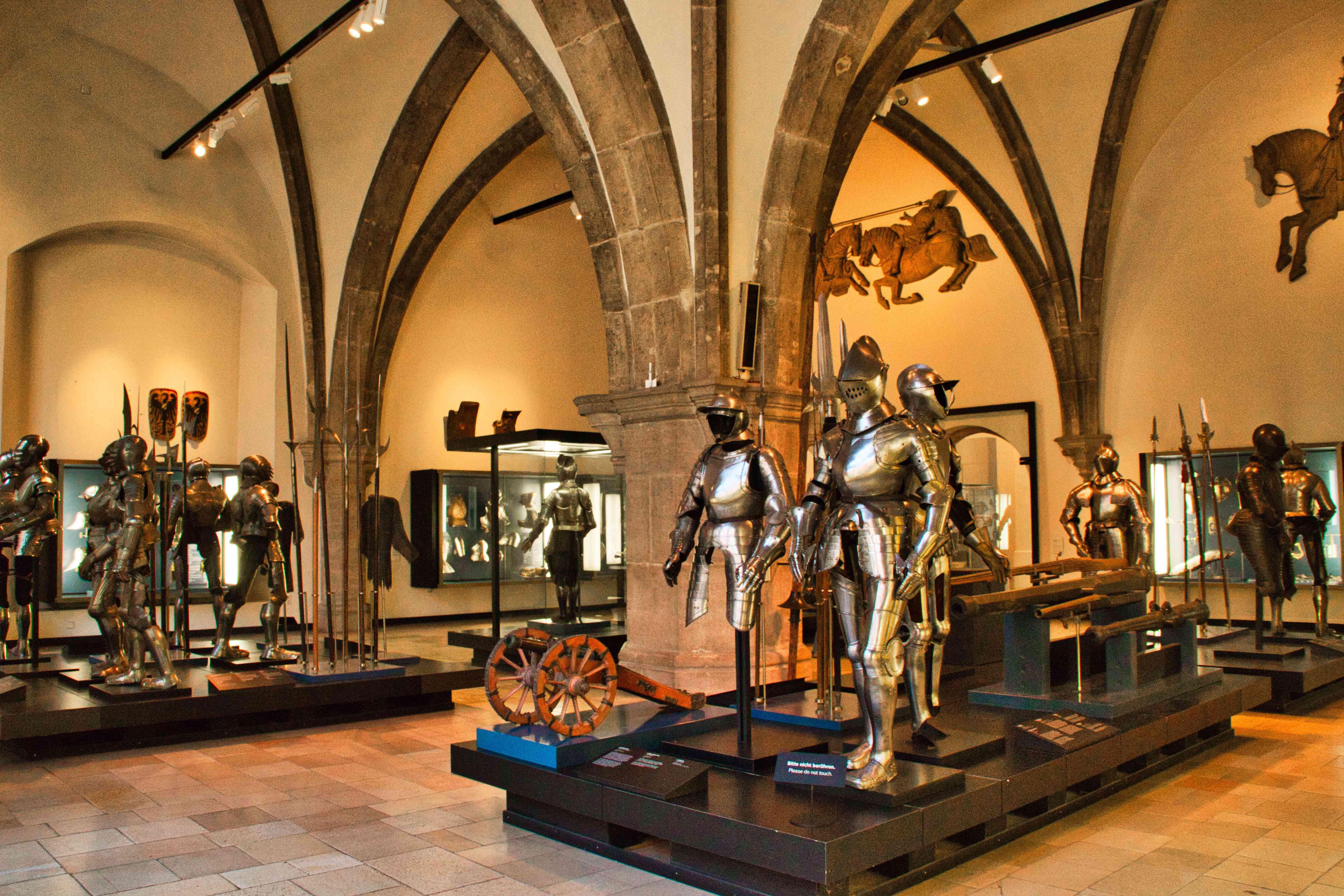 Inside the Bavarian Museum