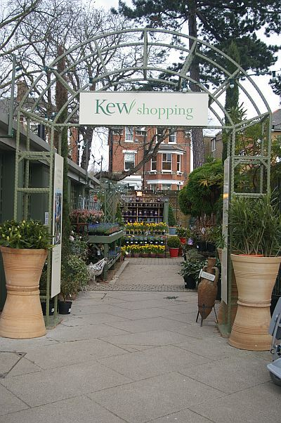 Kew Shopping, Kew Gardens, London