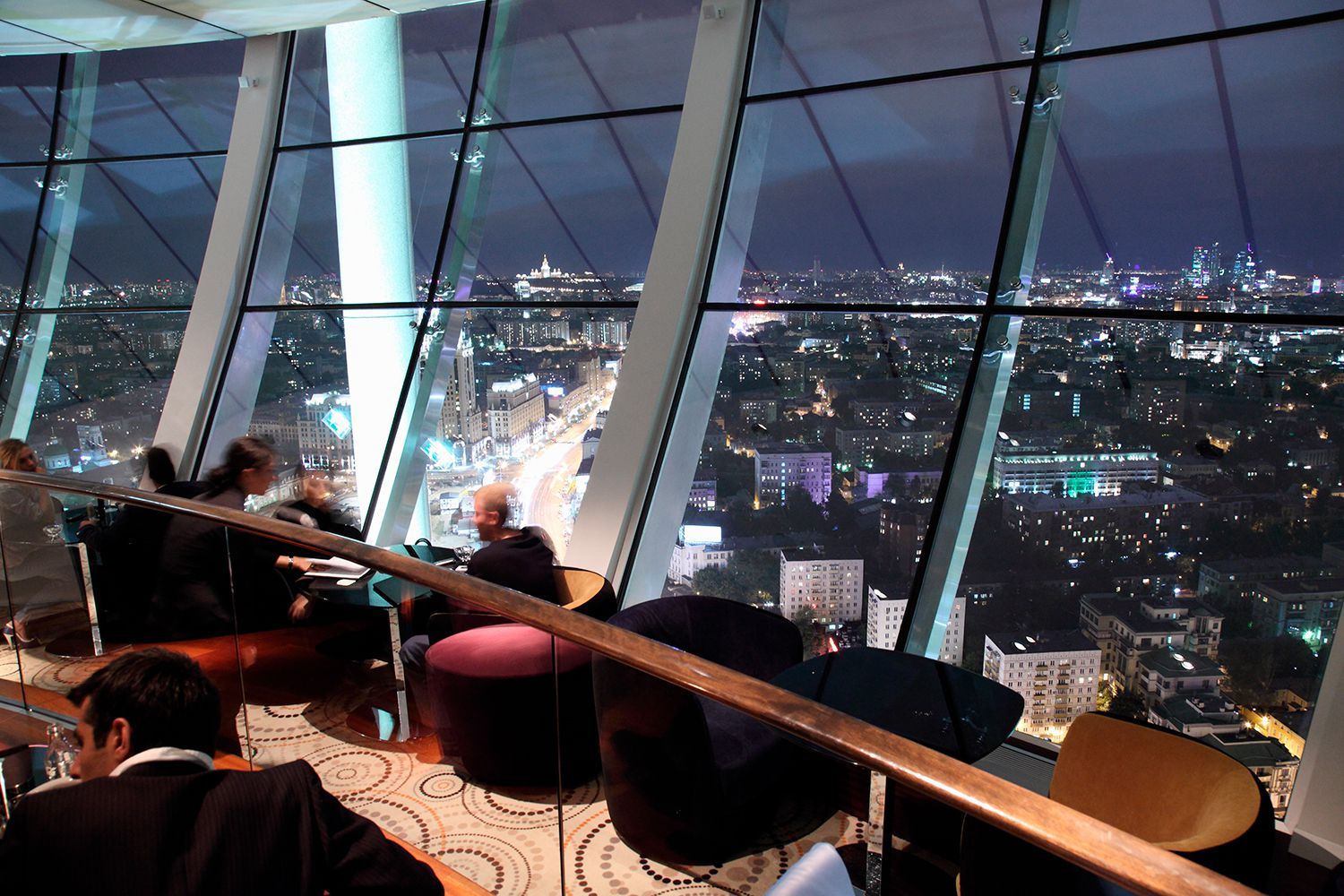 The Top 9 Bars and Pubs in Moscow Russia