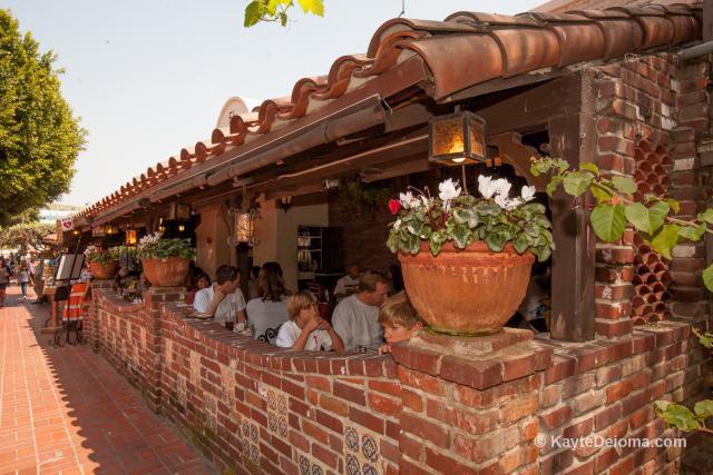 El Paseo Inn An Iconic La Restaurant On Olvera Street