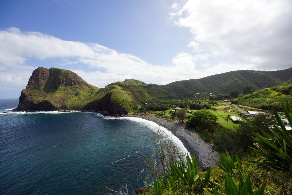 Maui, Hawaii Kahakuloa