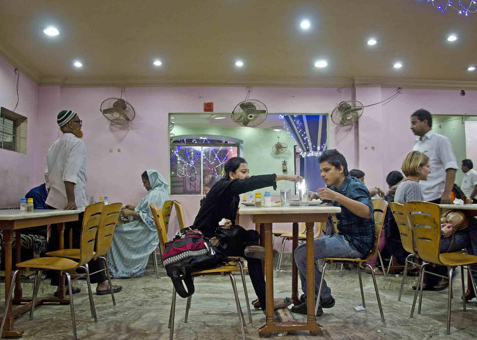 Restaurante de Nizam, Kolkata