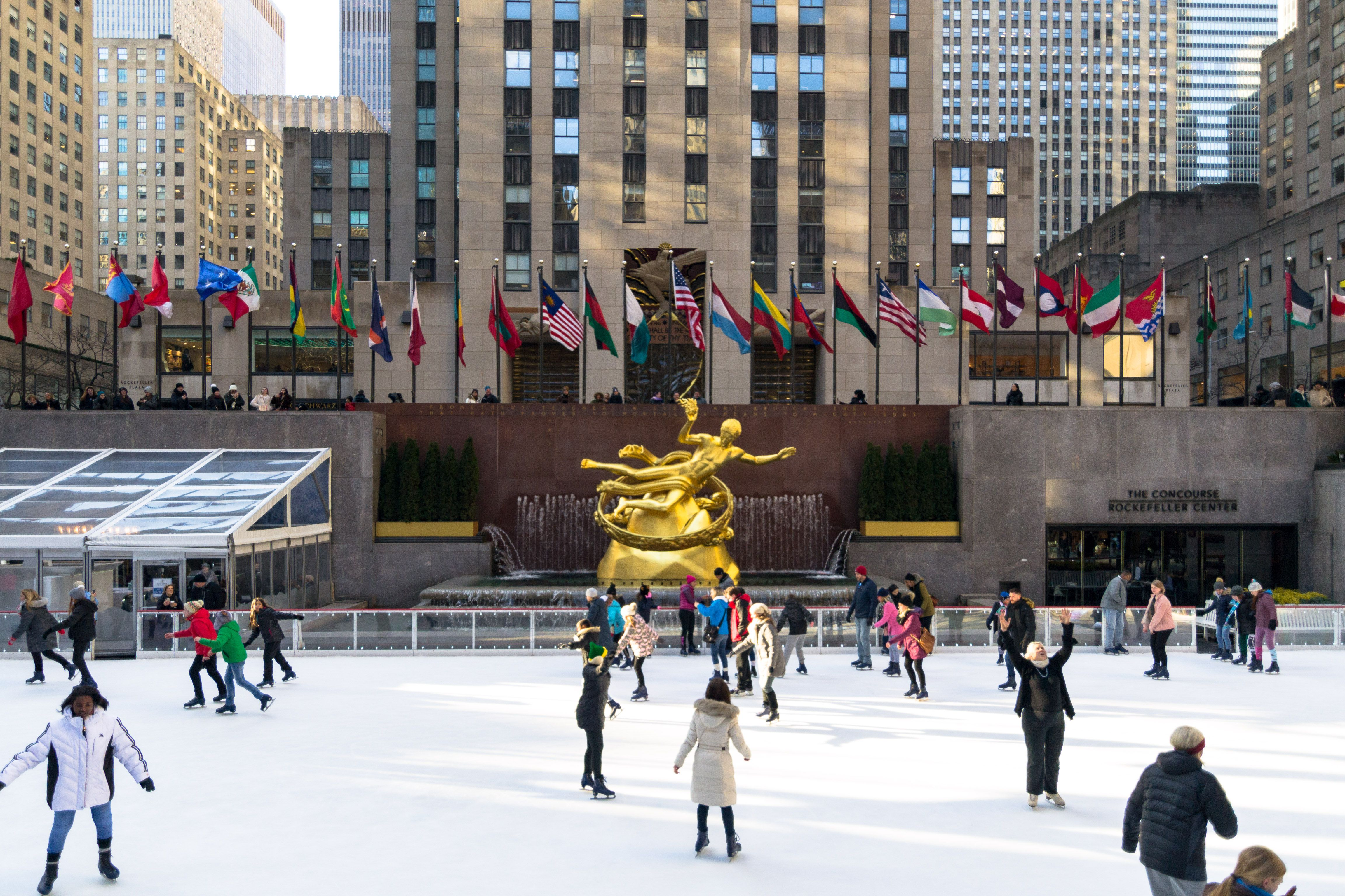 Rock Center Cafe Christmas 2020 Guide to Skating at the Rockefeller Center Ice Rink