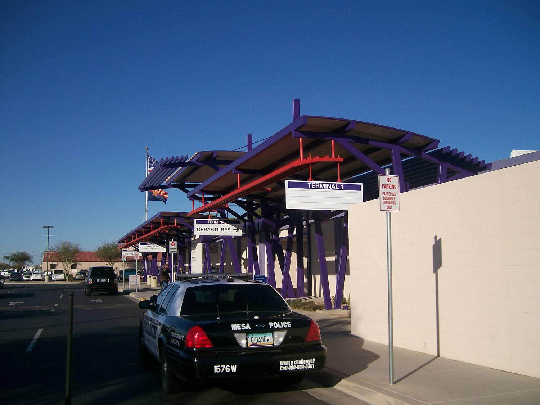 Williams Gateway Airport in Mesa