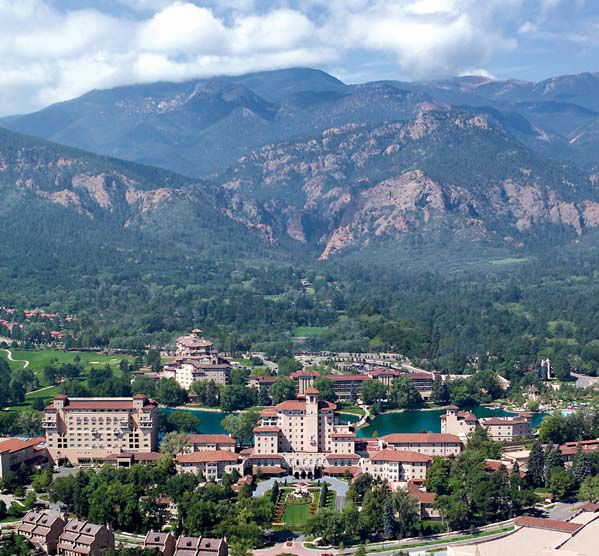 The Broadmoor Colorado Springs In A Nutshell