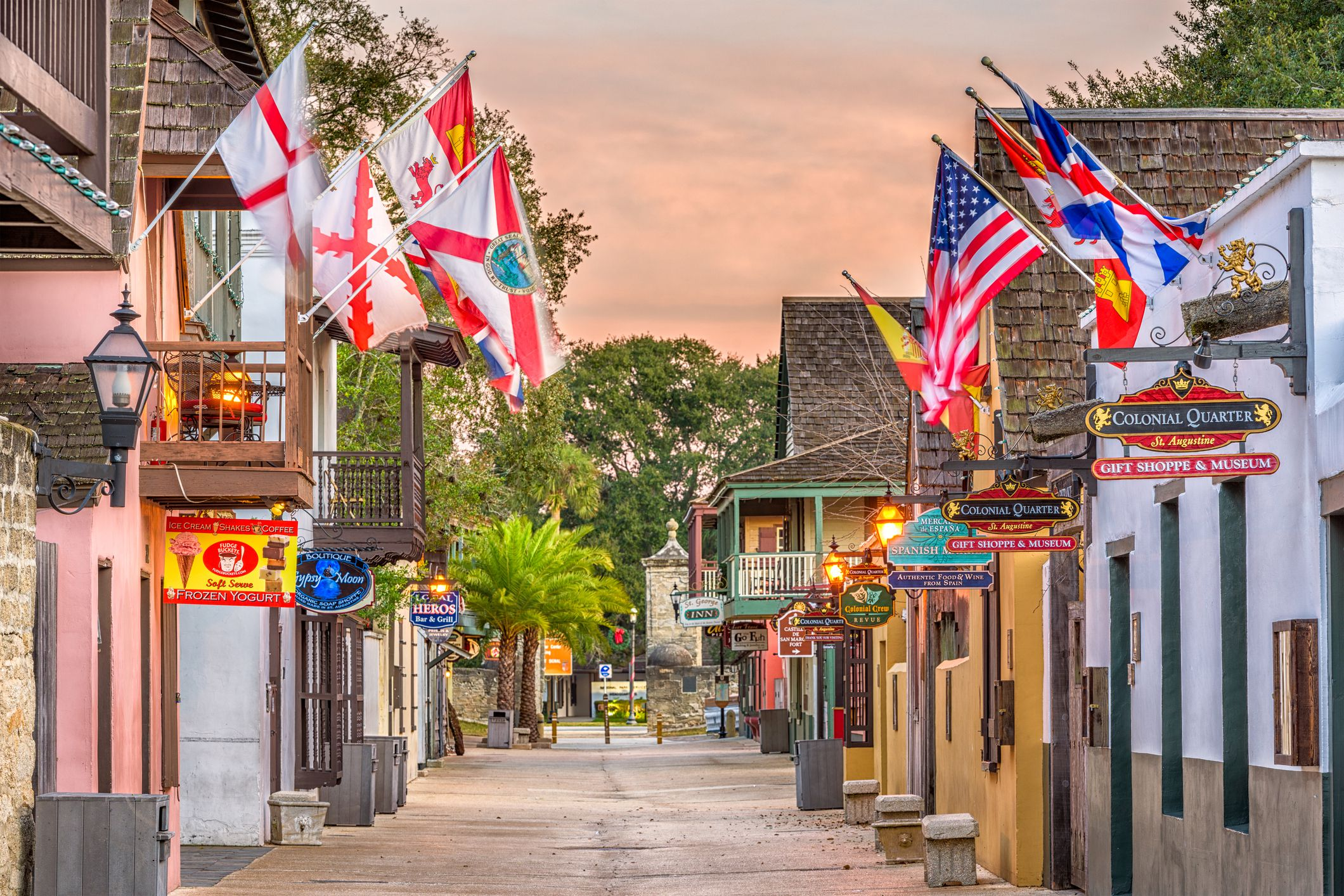 The Top 14 Things To Do In St Augustine Florida
