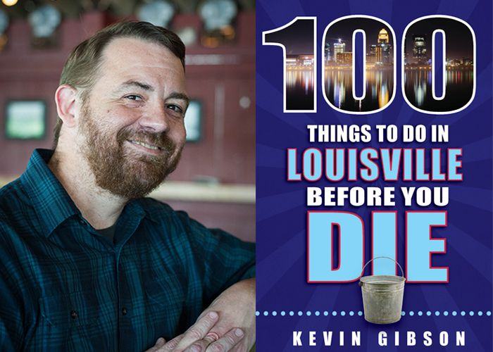 Louisville Author Kevin Gibson