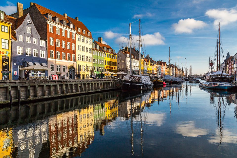 Nyhavn in Copenhagen
