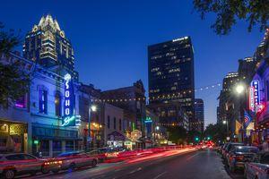 Austin nightlife