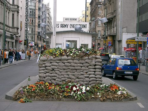 why you shouldn t bother visiting checkpoint charlie
