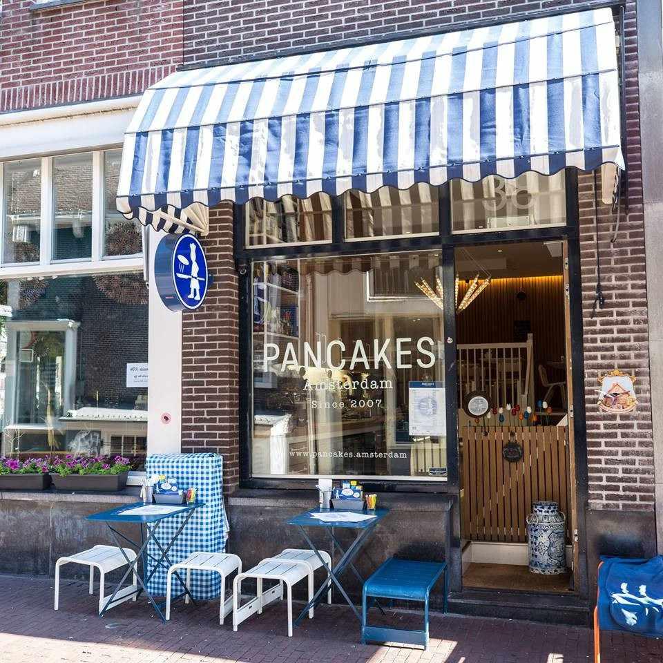 Top 5 Pancake Restaurants In Amsterdam