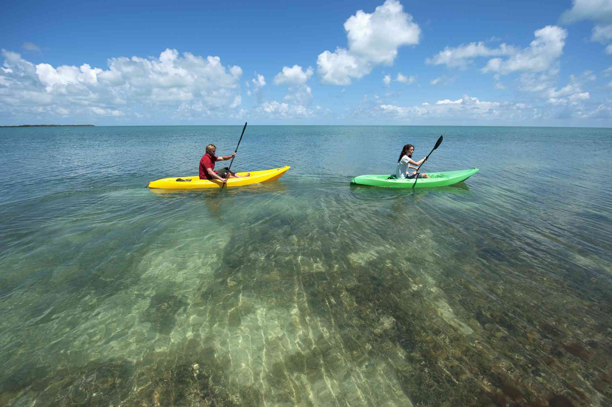 Water Adventure Excursion in Key West